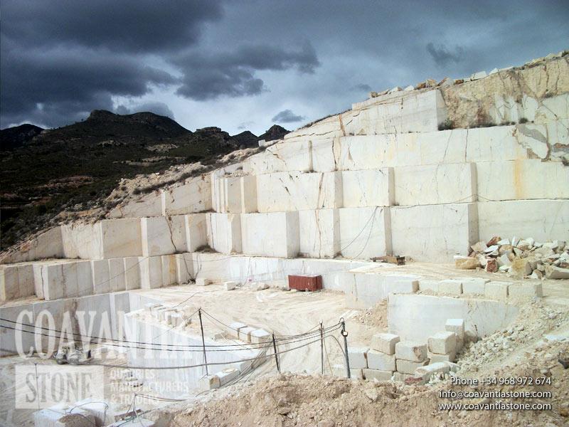 quarry crema marfil